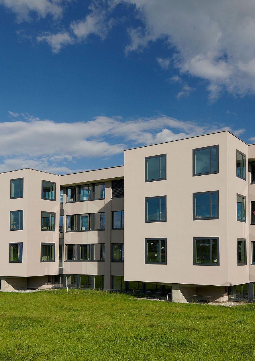 Architekten Lingen renovation neubau umbau jägeregli architekten luzern und emmenbrücke